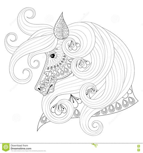 unicorn mandala coloring pages k 233 ptal 225 lat a k 246 vetkezőre adults coloring animals