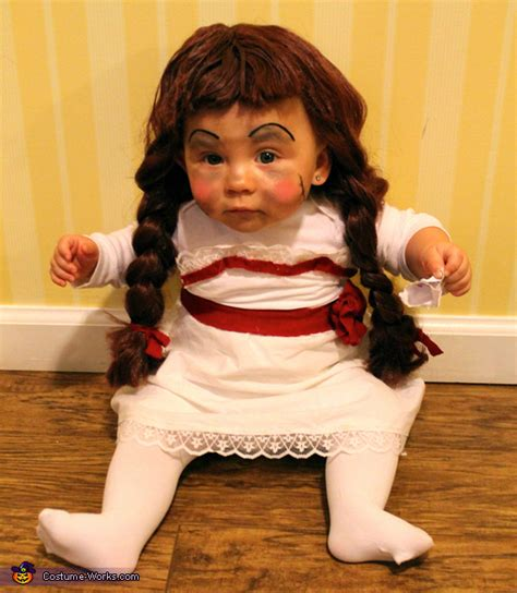 annabelle doll dress up annabelle doll baby costume