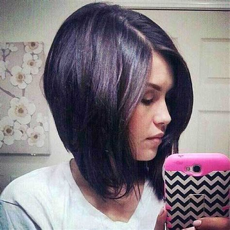long bobs with dark hair 20 inverted bob hairstyles short hairstyles 2016 2017