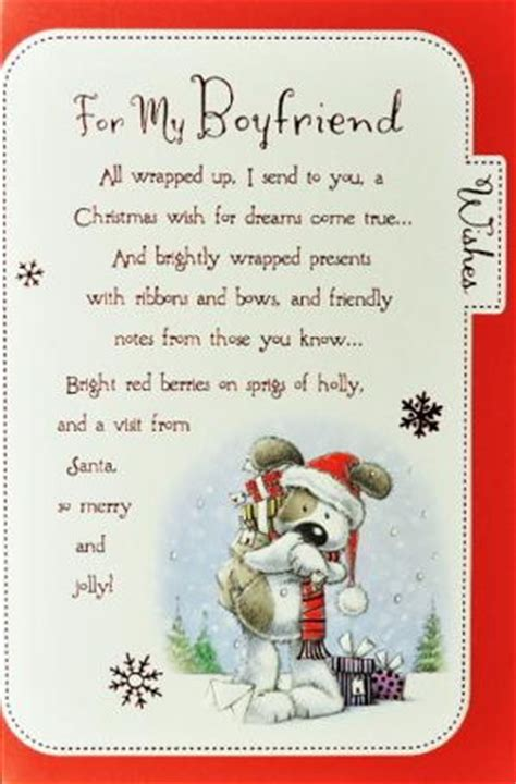 christmas greetings messages for boyfriend quot large