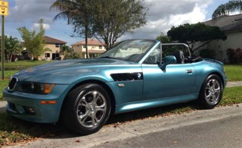 how petrol cars work 1997 bmw z3 electronic toll collection purchase used 1997 bmw z3 roadster convertible 2 door auto cold a c under 71k mi 4 new tires