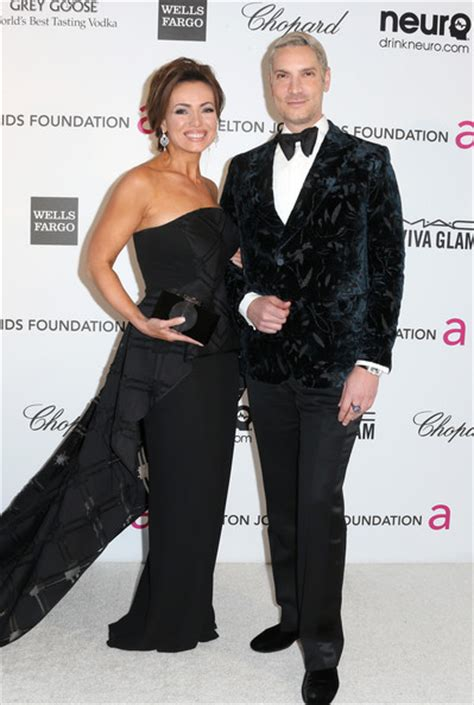 lisa robertsons new boyfriend lisa robertson pictures 21st annual elton john aids
