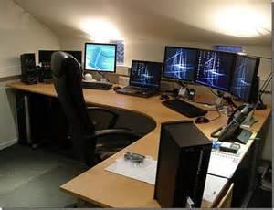 escritorio de oficina modernos