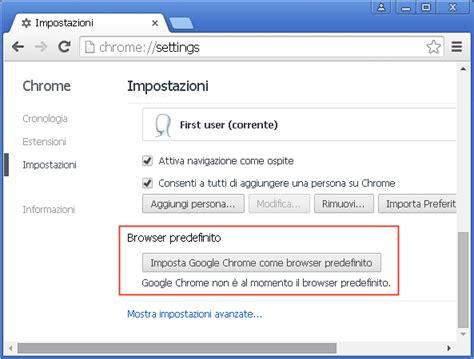 windows 10 browser tutorial google chrome browser predefinito in windows 10 tutorial
