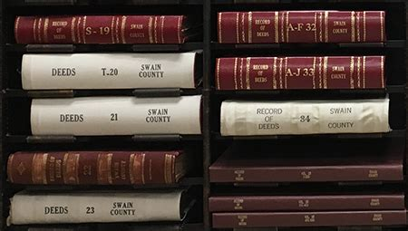 county records register of deeds
