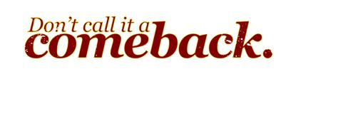 Dont Call It A Comeback don t call it a comeback 5 by chungwii on deviantart