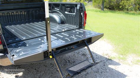 F150 Bed by 2015 Ford F 150 Boxlink System Detailed Autoevolution