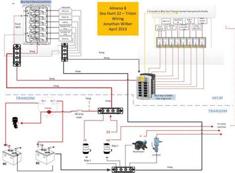 boat fuse box wiring diagram wiring diagram