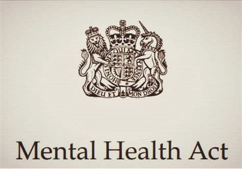 Mental Health Act Section 36 by The Masked Amhp Detained And Liable To Be Detained Is There A Difference