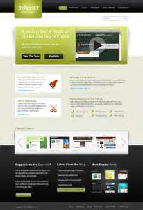 psd templates free free professional psd web templates