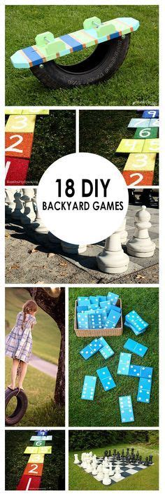 Epic Backyard Games 22 Things Your Yard Needs For An Epic Summer Outdoor