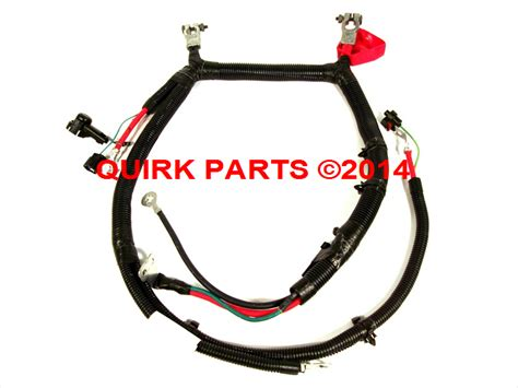 2000 Jeep Wiring Harness 99 00 Grand 4 0l Battery Cable Wiring Harness Pos