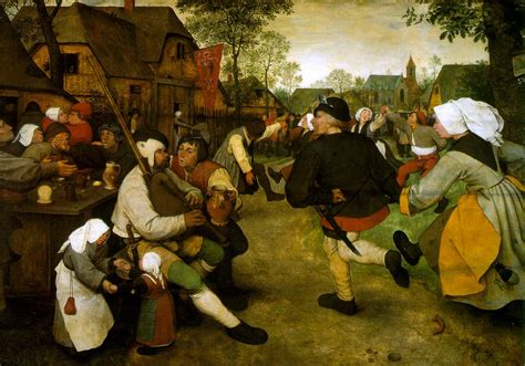 painting for elders webmuseum bruegel pieter the elder