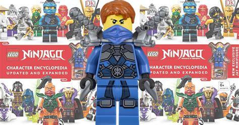 lego ninjago character hardcover encyclopedia jay