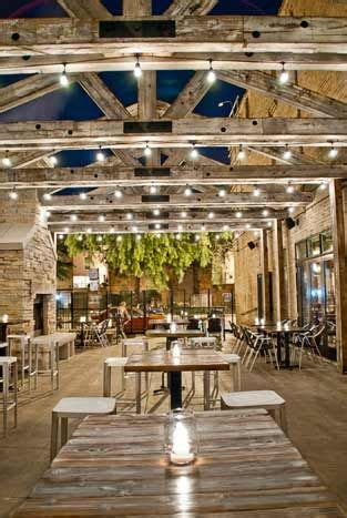 Chicago Restaurants With Outdoor Patios by Best 20 Restaurant Patio Ideas On