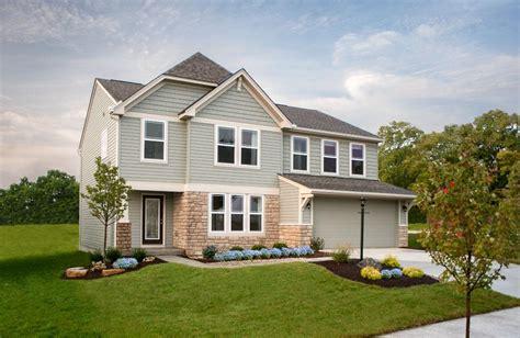 Home Design Indianapolis Villages Of Crosspointe Batavia Oh