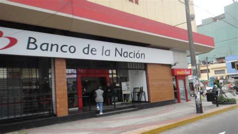 banco de la nacin per banco nacion de peru 2016 miranda amado y lazo de roma 241