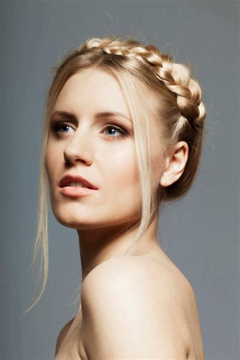 Pretty Wedding Hairstyles For Thin Hair by Chic Wedding Styles For Thin Hair