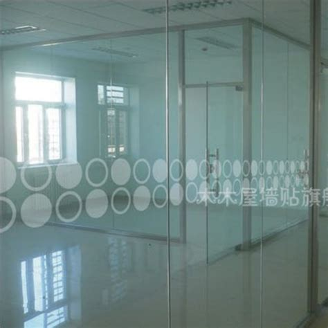 Decals For Glass Doors Aliexpress Buy Scrub Waistline Stickers Glass Glass Door Glass Partition