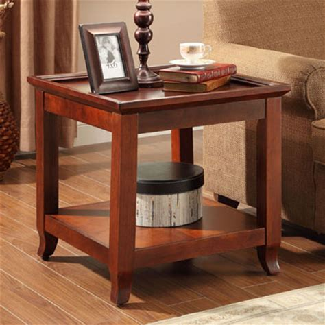 Big Lots Table by View Parquet End Table Deals At Big Lots
