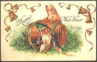 happy new year vintage image 17956614 fanpop