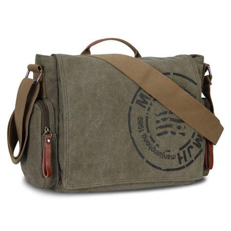 Tas Messenger Bag Equip Usa Original tas selempang pria messenger canvas printing army green jakartanotebook