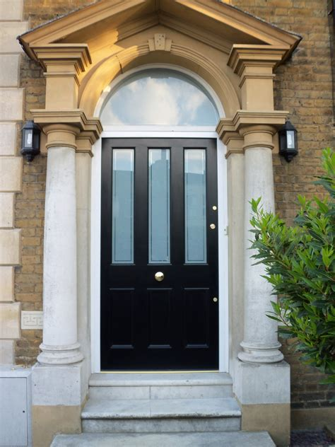 georgian front doors door with etched glass 12