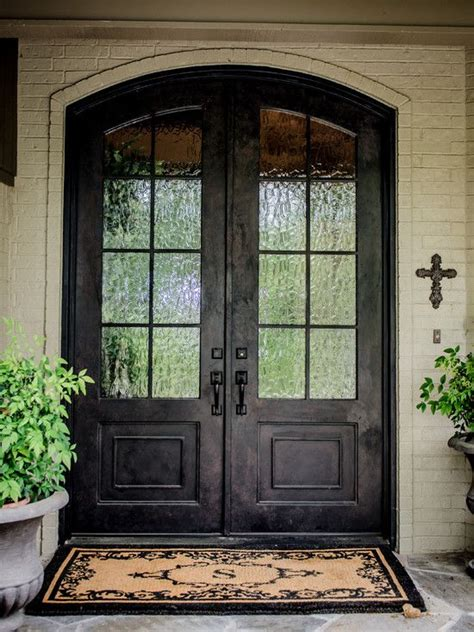 Traditional Front Doors Design Ideas Amusing Front Doors For Homes Traditional Exterior With Rustic Front Doors For