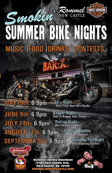 bike nights born  ride motorcycle magazine