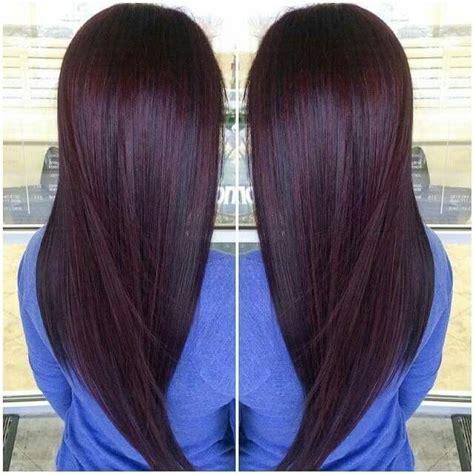 cherry chocolate hair color chocolate cherry hair tips hair care