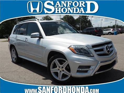 Mercedes Of Sanford by Mercedes Glk Class Sanford Mitula Cars