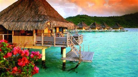 fiji bungalow resorts bora bora mystically beautiful