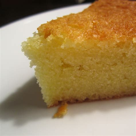 yellow cake recipe from scratch