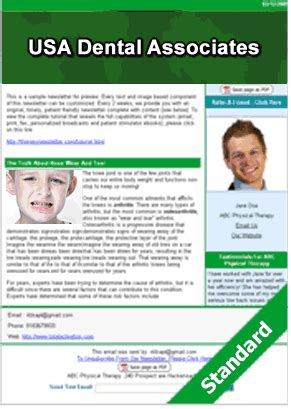dental newsletter template dental newsletters sles images