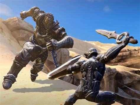 infinity blade on pc infinity blade iii review gamespot