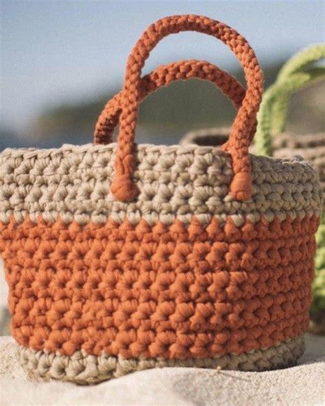 crochet ribbon bag pattern pinterest the world s catalog of ideas