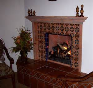 Mexican Fireplace 44 Top Talavera Tile Design Ideas