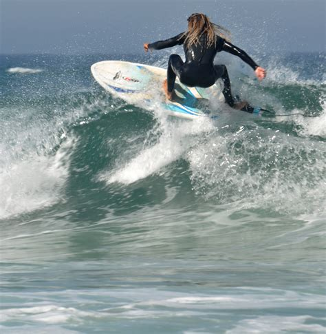 Surfing In by Learning How To Surf Salt Of Portugal
