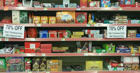walgreens christmas candy walgreens 70 clearance save on gift wrap lights more hip2save