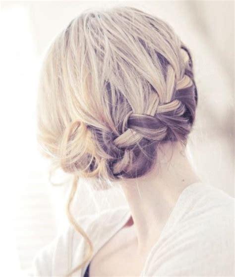 peinados en trenzas con pelo largo paperblog paso a paso de 3 peinados con trenza pelo corto media