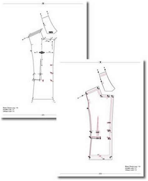 pattern grading work architectradure seamless technology in design