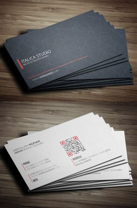 1000 ideas about modern business cards on pinterest