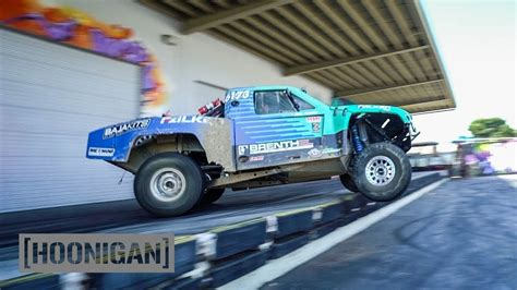 hoonigan truck hoonigan dt 110 500hp truck 180s the dock brenthel