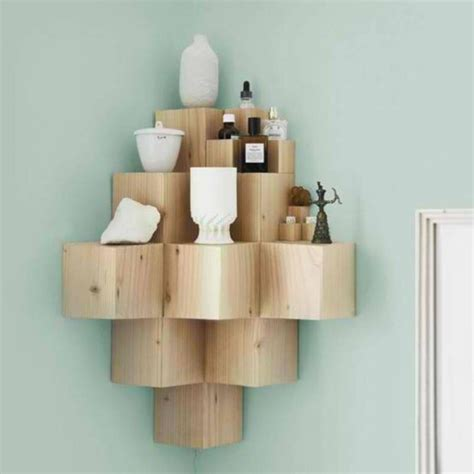 decorated shelves creative and decorative shelves that will beautify your home