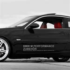 bmw m performance sticker koreasticker