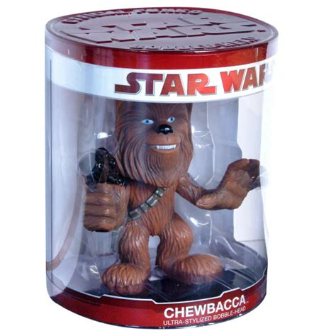 bobblehead kopen wars funko bobblehead chewbacca zavvi nl