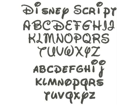 1000 ideas about tattoo fonts 1000 ideas about disney font free on disney