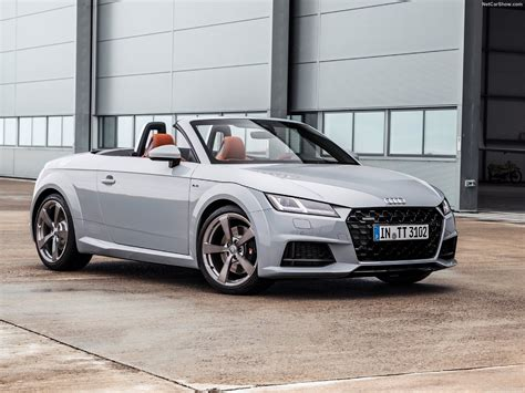 audi tt roadster  years edition  picture