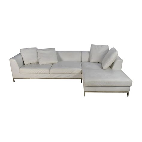 white leather chaise sofa leather couch with chaise lounge couch chaise lounge