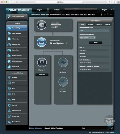 Wifi Router Asus Rt Ac5300 asus rt ac5300 wireless ac5300 tri band gigabit router reviewed geeklingo